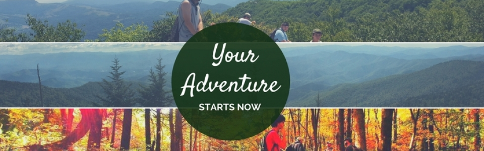 Your Adventure Starts Now Banner