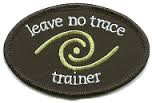 Leave No Trace Trainer Badge