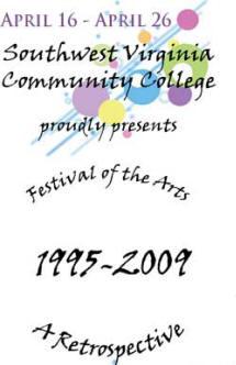 2009 Festival of the Arts Southwest Virginia Community College