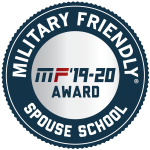 top ten military spouse friendly school