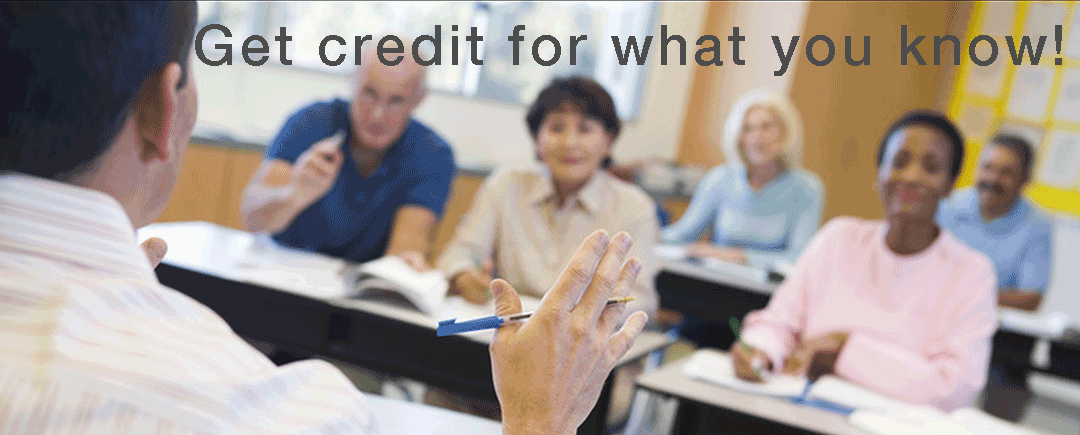 credit prior learning
